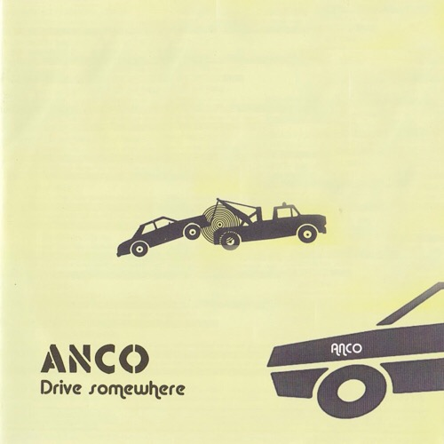 "ANCO<br>""Drive Somewhere""<br>"