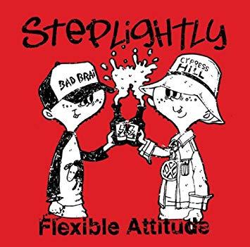 "Step Lightly<br>""Flexible Attitude""<br>"